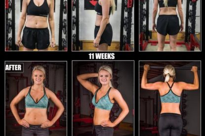 """From 6 Weeks To Forever"" An A12 Story From Amanda Hudson At Pure Strength Studio"