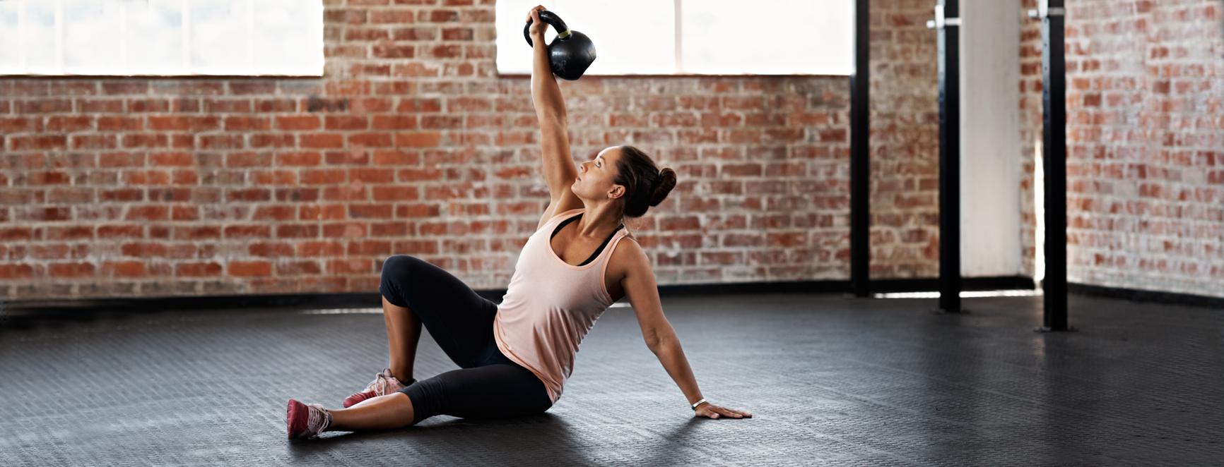 Best Kettlebell Workout Class for Weight Loss